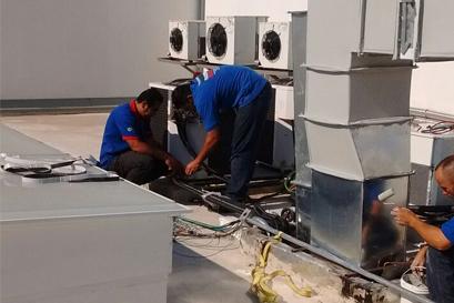 ITALTERM manutenção ar condicionado